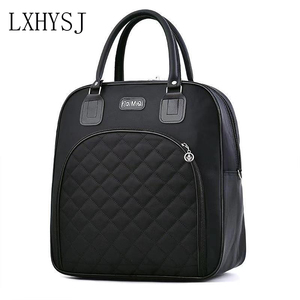 Image 1 - Large Capacity Women Travel Bag Travel duffle Bag Solid Color Fashion Multifunctional Hand Luggage Bags Waterproof Weekend Pack