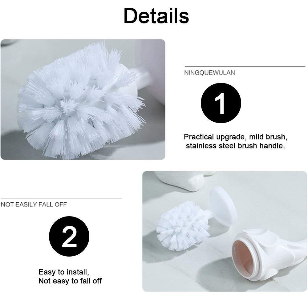 GTBL слон туалетная щетка, ванная комната мягкая щетина туалетная щетка Съемная форма слона с длинной ручкой, Рождество, год D