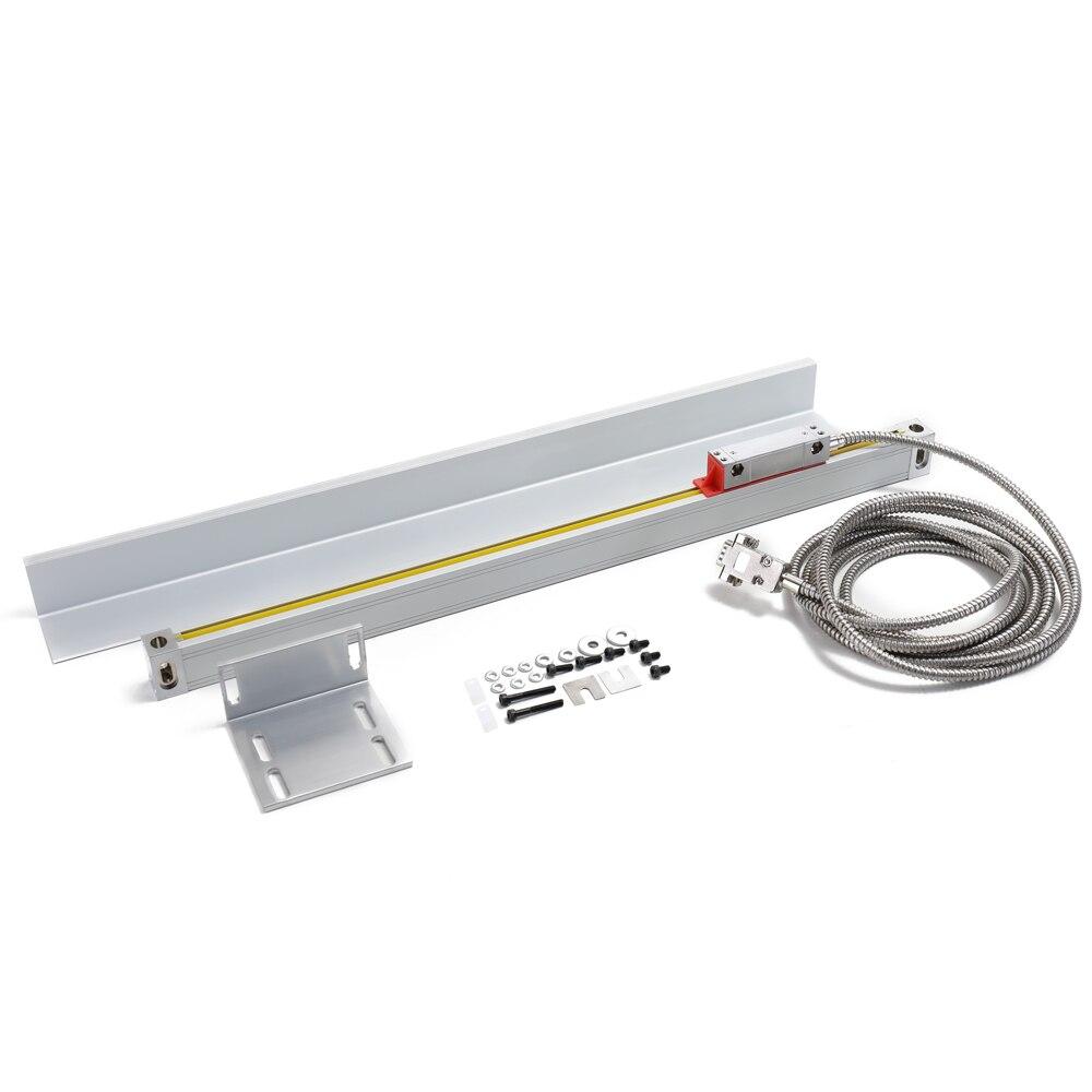 Règle de grille règles électroniques règle optique échelle linéaire dro affichage numérique fraisage/tour/perceuse machine tour accessoires