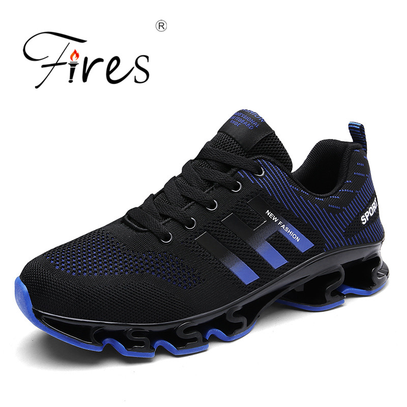 Sneaker Women 2020 New Spring Atunmn Breathable Men Shoes Hard Wearing Massage Male Shoes For Adult Fashion Men Casual Shoes