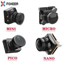 Foxeer Razer Mini / Razer Micro/ Razer NA:NO 1200TVL PAL/NTSC 4:3/16:9 Switchable FPV Camera For Mini Drone camera Multirotor