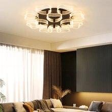 Новый стиль лампа для гостиной в скандинавском стиле постмодерн