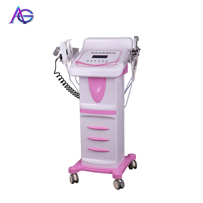 8 In 1 Multifunnctional Skin Whitening Skin Tightening Machine Hot Selling For Home And Beauty Salon Use