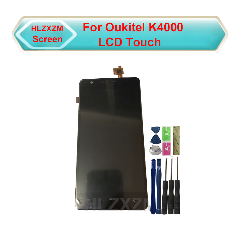 For <font><b>Oukitel</b></font> <font><b>K4000</b></font> LCD Display With Touch Screen Digitizer Assembly Replacement image