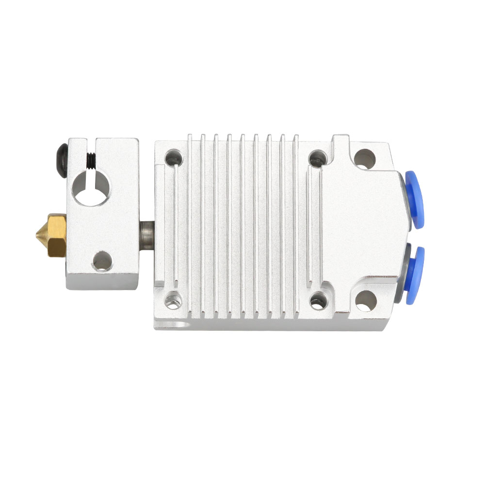 Image 5 - 12v/24v Cyclops and Chimera Extruder 2 In 1 Out 2 colors Hotend Bowden with Titan/Bulldog Extruder for 3D Printer I33D Printer Parts & Accessories   -