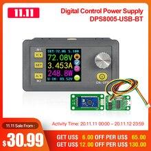 RD DPS8005 programmabile di corrente costante tensione Step down il modulo di alimentazione Voltmetro Amperometro buck converter 80V 5A