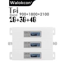 2g 3g 4g sinal impulsionador gsm repetidor amplificador 4g telefone móvel gsm 900 dcs 1800 wcdma 2100 faixa tir celular booster