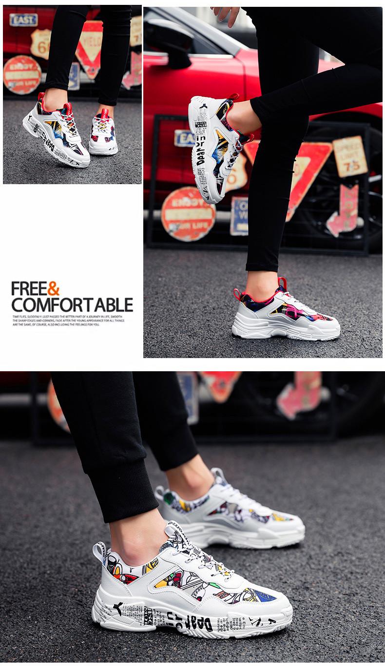 Couples versatile simple low-top flat shoes canvas unisex breathable comfortable sports shoes lightweight men's casual shoes