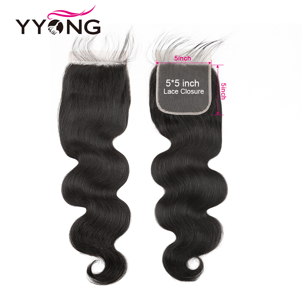 Yyong-Hair-5x5-Lace-Closure-Brazilian-Body-Wave-8-20-Inch-Free-Part-100-Remy-Human (2)
