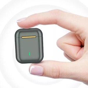 J18 наушники-вкладыши TWS беспроводные наушники Bluetooth водонепроницаемый IPX5 hi-fi звук музыкальные наушники для iphone Huawei Samsung Xiaomi Спорт Bluetooth гарнитура