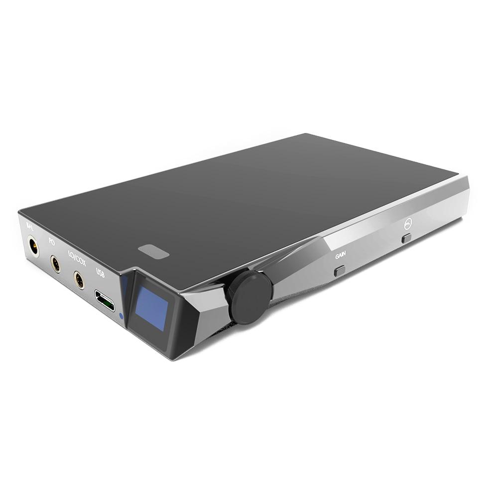 YinLvMei M400 AK4499 DAC 32bit/384KHZ DSD256 Full Balanced DAC Amp