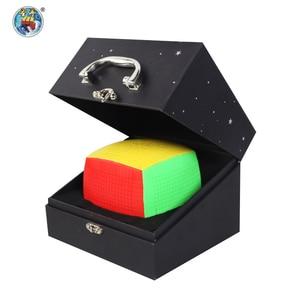 Image 3 - חדש ברמה גבוהה Shengshou 17x17x17 Cubo Sengso 123mm קסם מהירות קוביית פאזל טוויסט 17x17 Cubo Magico למידה חינוך צעצוע ילדים