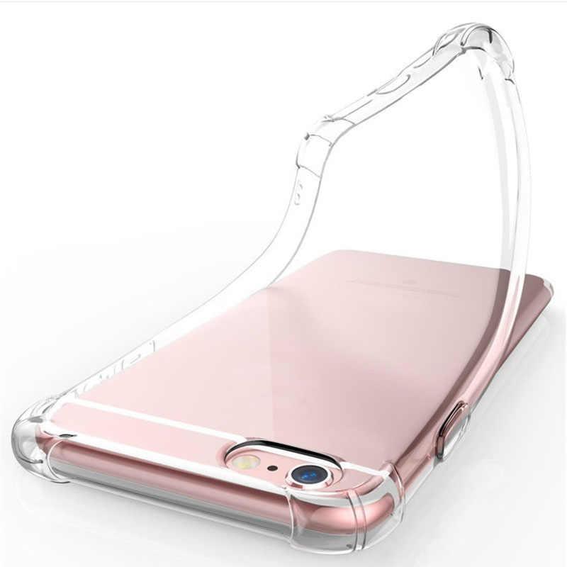 透明ソフト Tpu ケースケース Iphone 7 シリコンケース Iphone 8 プラスケース Iphone 7 プラスフルカバークリスタルクリアアップル
