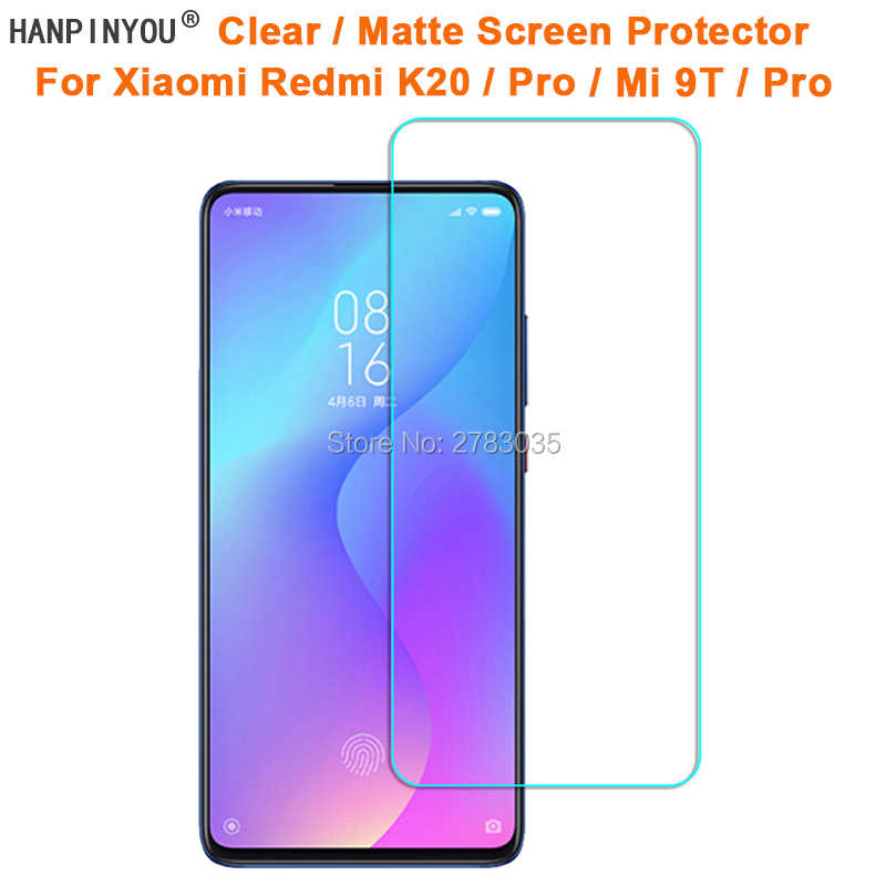 For Xiaomi Redmi K20 Pro / Mi 9T Pro Clear Glossy / Anti-Glare Matte Screen Protector Protective Film Guard (Not Tempered Glass)