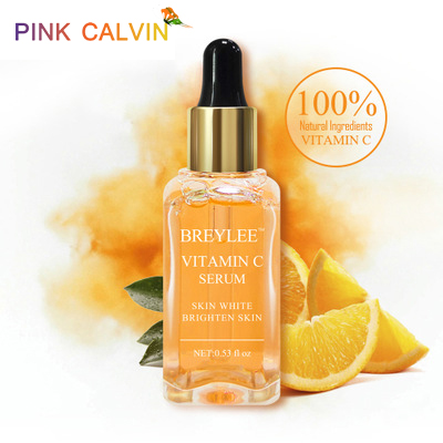 BREYLEE Vitamin C / A Facial Anti Wrinkle Serum Remove Dark Spots Collagen Serum Anti Aging Essence Whitening Face Serum 36