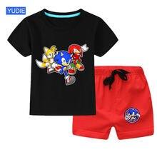 Комплекты детской одежды лето 2020 комплекты для маленьких мальчиков