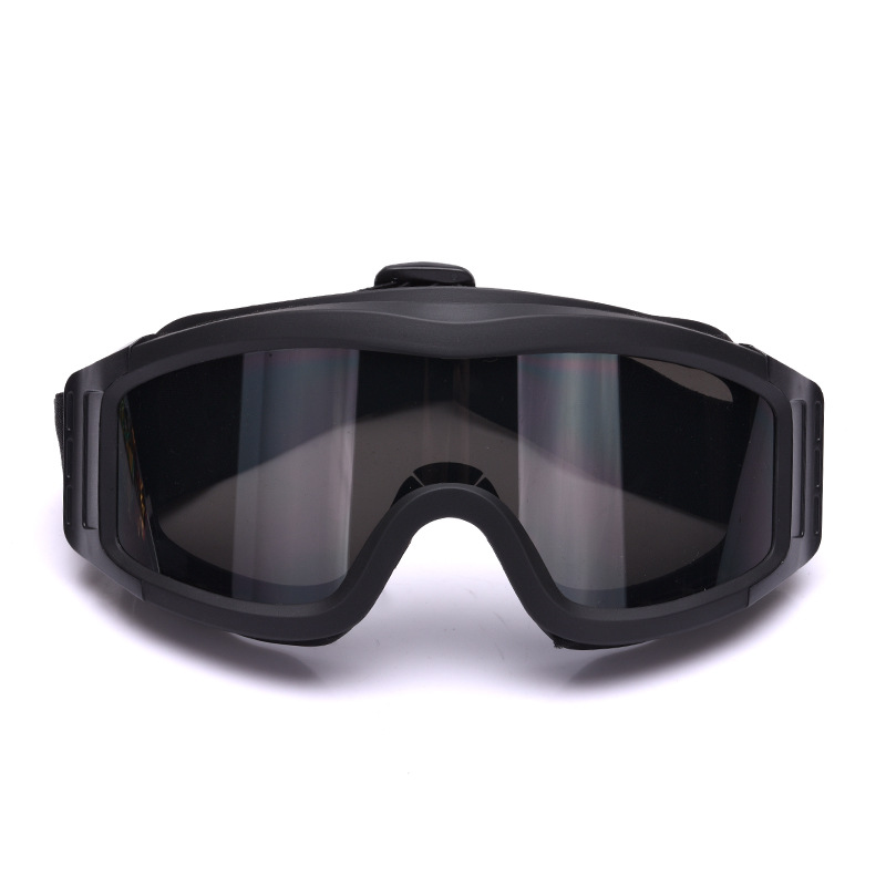 Manufacturers Direct Selling America For Tactical Impact Resistance Protection Bulletproof Glasses Windproof Sand Goggles Army F