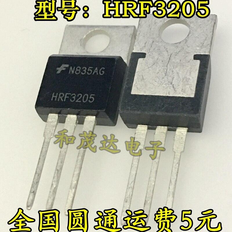 1 шт. новый оригинальный HRF3205 CEP3205 IRF3205 в наличии