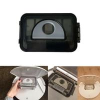 Robot aspiradora caja de polvo Hepa filtro prefiltro red para midea vcr03 Robot aspiradora accesorios filtro