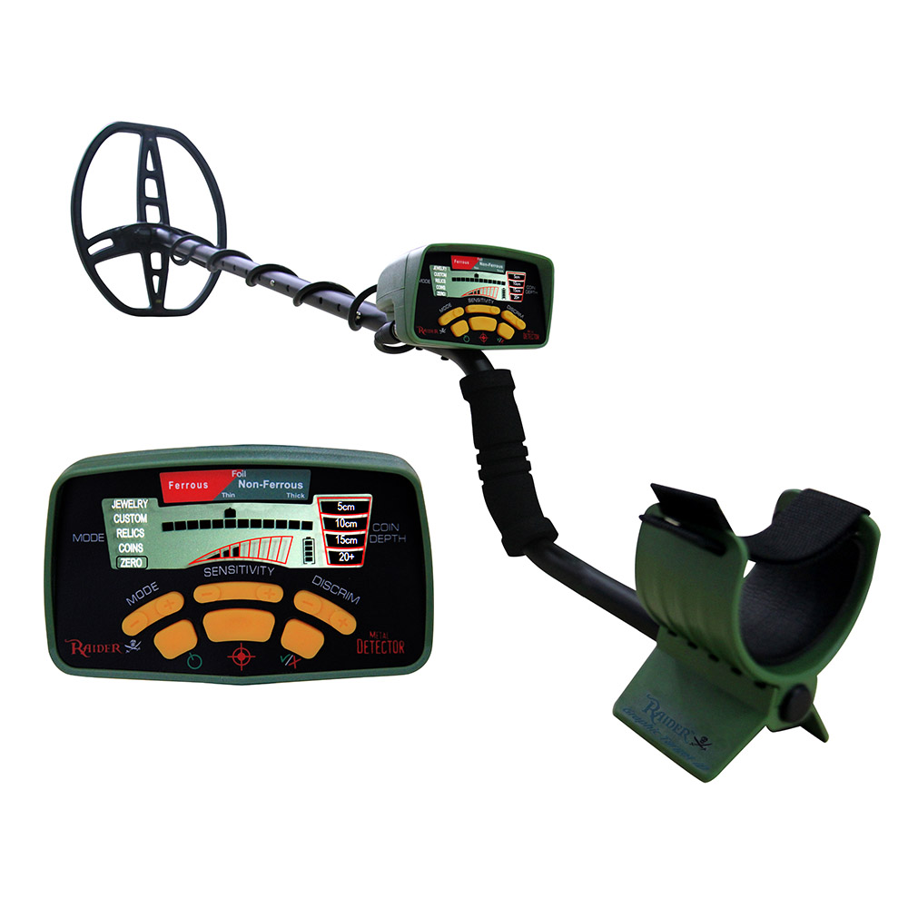 Underground Metal Detector Professional <font><b>MD6350</b></font> Gold Digger Treasure Hunter Max 3-5m Pinpointer LCD Display gold detector image