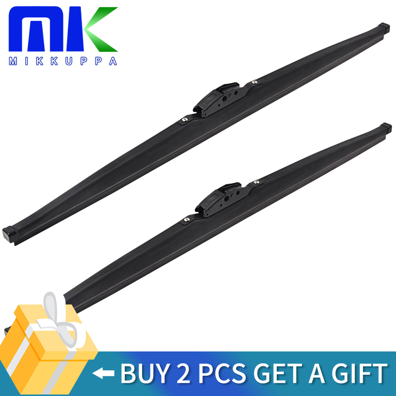 Winter Snow Wiper Blade U Hook Universal High Quality Natural Rubber Windshield Windscreen Auto Car Accessories 1 Pc title=