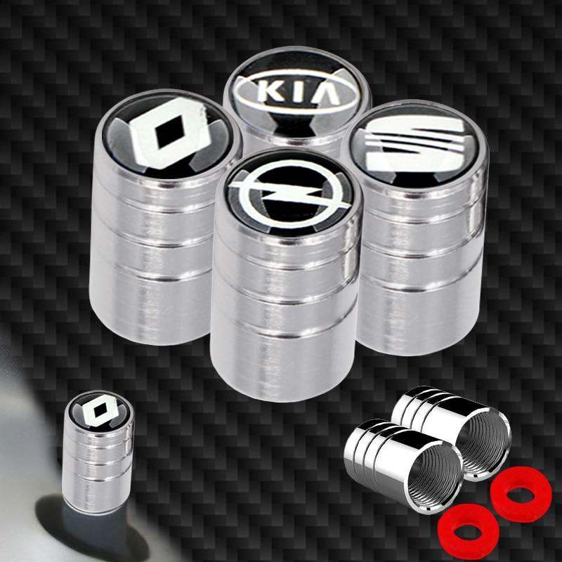 Металлические колпачки клапанов на колесные шины для M BMW M3 M5 F10 F07 E90 E60 F30 E89 E85 E91 E92 X1 X3 X4 X5 X6 1 3 5 7, 4 шт., автомобильный гаджет|Наклейки на автомобиль|   | АлиЭкспресс