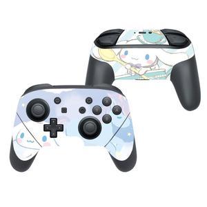 Image 2 - Autocollant de peau de décalcomanie de chien de laurier de cannelle pour des autocollants de peaux de commutateur de Nintendo
