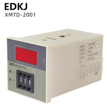 Controller's Temperature-Control Display Intelligent Dial-Shows-The-Temperature Xmtd-2001-Table