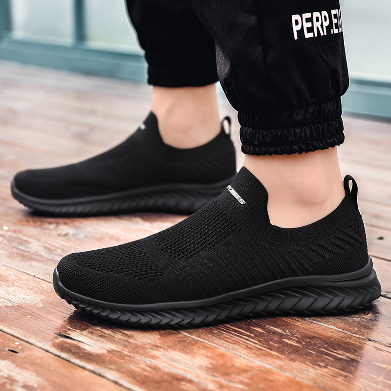 Summer Mesh Men Shoes Lightweight Sneakers Men Fashion Casual Walking Shoes Breathable Designer Mens Loafers Zapatillas Hombre 5