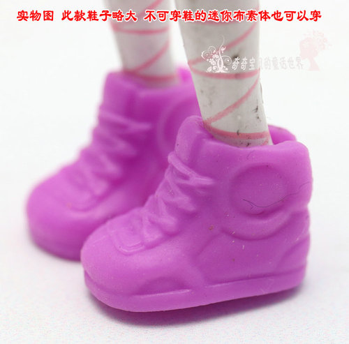 Shoes for Blyth doll Size can be chosen for 1/6 blyth dolls shoes 22