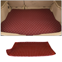 Special trunk mat for trunk mat carpet tail box mat decoration car Accessories For chevrolet cruze sedan 2015 2016