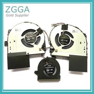 Oryginalny nowy wentylator procesora notebooka dla ASUS GL703 gl703GS S7B wentylator procesora laptopa FK08 FK09 FK0A DC 12V 0.4A 4 Pin