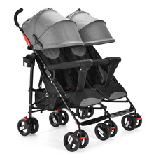Baby Stroller Twin Umbrella Car And Ce Lie Can-Sit Folding Bebes-Accesorios Ultra-Light
