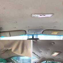 Novo 10 pçs interior do carro teto fixação reparação telhado para land rover lr4 lr2 lr2 evoque discovery 2 3 4 freelander 1 2 acessórios