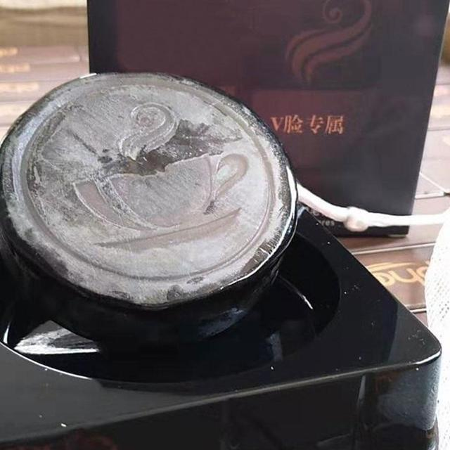 coffee soap Whitening hydrating skin Control grease and remove blackheads Deep cleansing pores Suitable for all skin types 3
