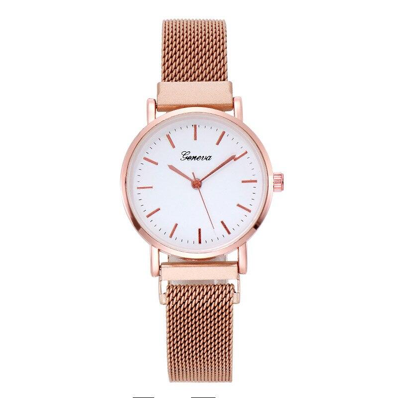 Fashion Magnet Women's Watches Simple Starry Sky Beauty Ladies Wrist Watch Multiple Colour Strap Female Hour Quartz Clock WM358