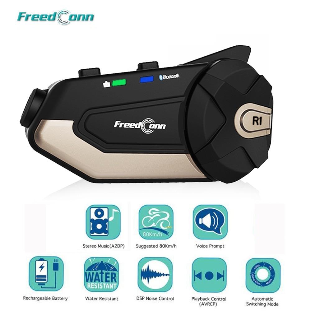FreedConn-R1-Motorcycle-Intercom-Helmet-Bluetooth-Headset-Intercom-1080P-HD-Video-Wifi-Recorder-Camera-Intercomunicador