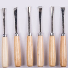 Фото - Multifunctional Cutter Set Wood Tool Woodworking Hand Carving Knife Carving Chisel Carpenter's Workshop Dropshipping 6 Pieces chisel woodworking cutter hand tool set wood carving knife diy peeling woodcarving sculptural spoon carving cutter carving knife