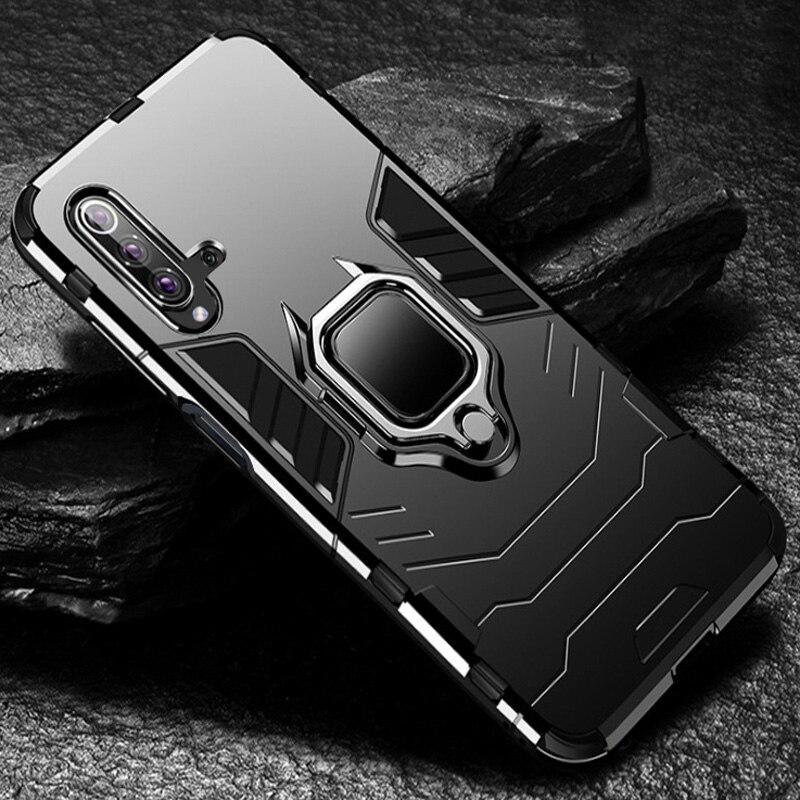 Oppo Realme 5 Pro 3 Reno Z 2 10X Zoom Della Copertura di Caso Per Oppo A9 2020 F9 F11 Pro A3s a5 A7X A1k F1 R9 Più R15 R17 Pro Magnete Coperture