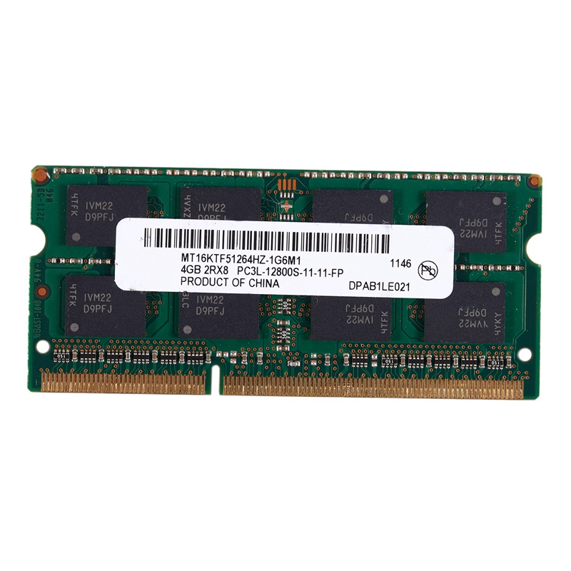 DDR3 SO-DIMM <font><b>DDR3L</b></font> DDR3 1.35V Memory Ram for Laptop Notebook(<font><b>4GB</b></font>/<font><b>1600</b></font>) image
