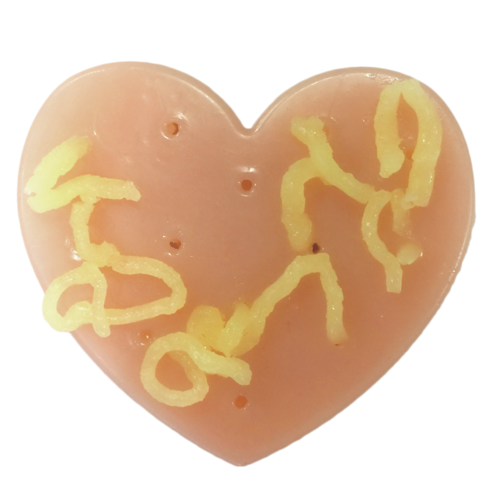 Heart Shape Squeeze Acne Toy Peach Pimple Popping Stress Reliever Popper Remover Fun  Squeeze Toys Stress Relief Toy