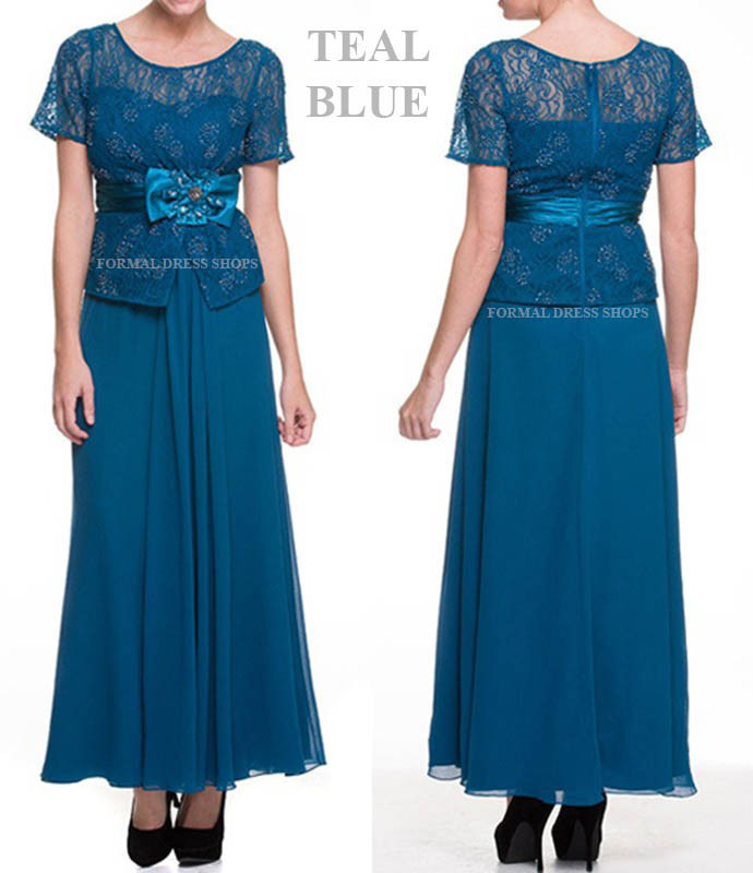 Free Shipping 2016 NEW FORMAL EVENING GOWNS CLASSY MOTHER OF THE BRIDE GROOM DRESSES CHURCH WEDDING