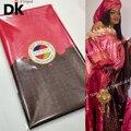 5 Yards Neue Stil Druck Becken Riche Getzner 2021 Nouveau Jacquard Spitze Stoff Für Nigerianischen Bazin Riche Hochzeit Material