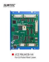 Suntec JCZ Laser Marking Machine Controller Card FBLMCB V4 / SZLMCB V4 / SPILMCB V4 for Fiber / CO2 Marking Machine