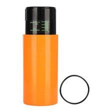 Caixa de bola de tênis pressão reparação armazenamento pode recipiente esportes pressão manutenção acessórios tênis capa protetora