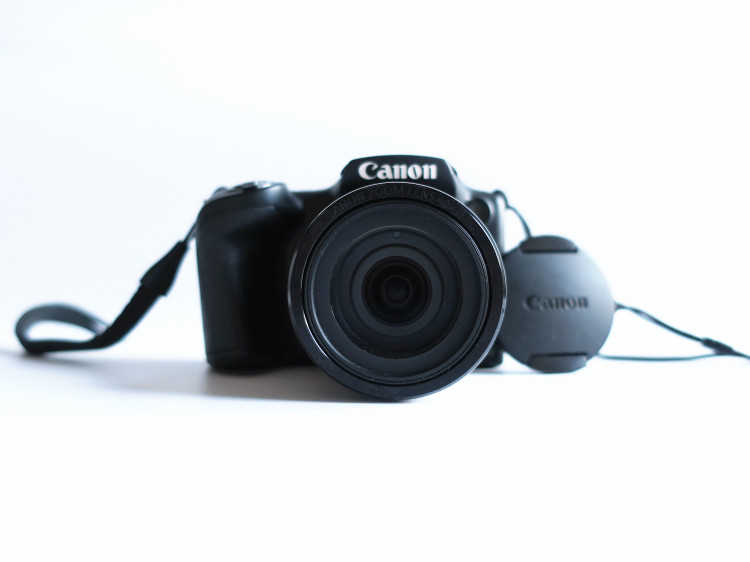 USED <font><b>Canon</b></font> <font><b>PowerShot</b></font> <font><b>SX410</b></font> <font><b>IS</b></font> Camera with 20 Megapixels and 40x Optical Zoom image