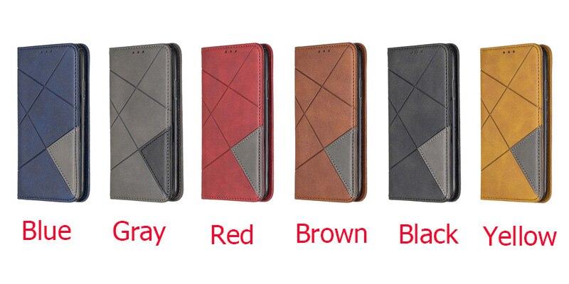 6 color Case