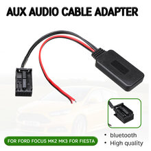 Bluetooth aux приемник адаптер кабеля для ford focus mk2 mk3