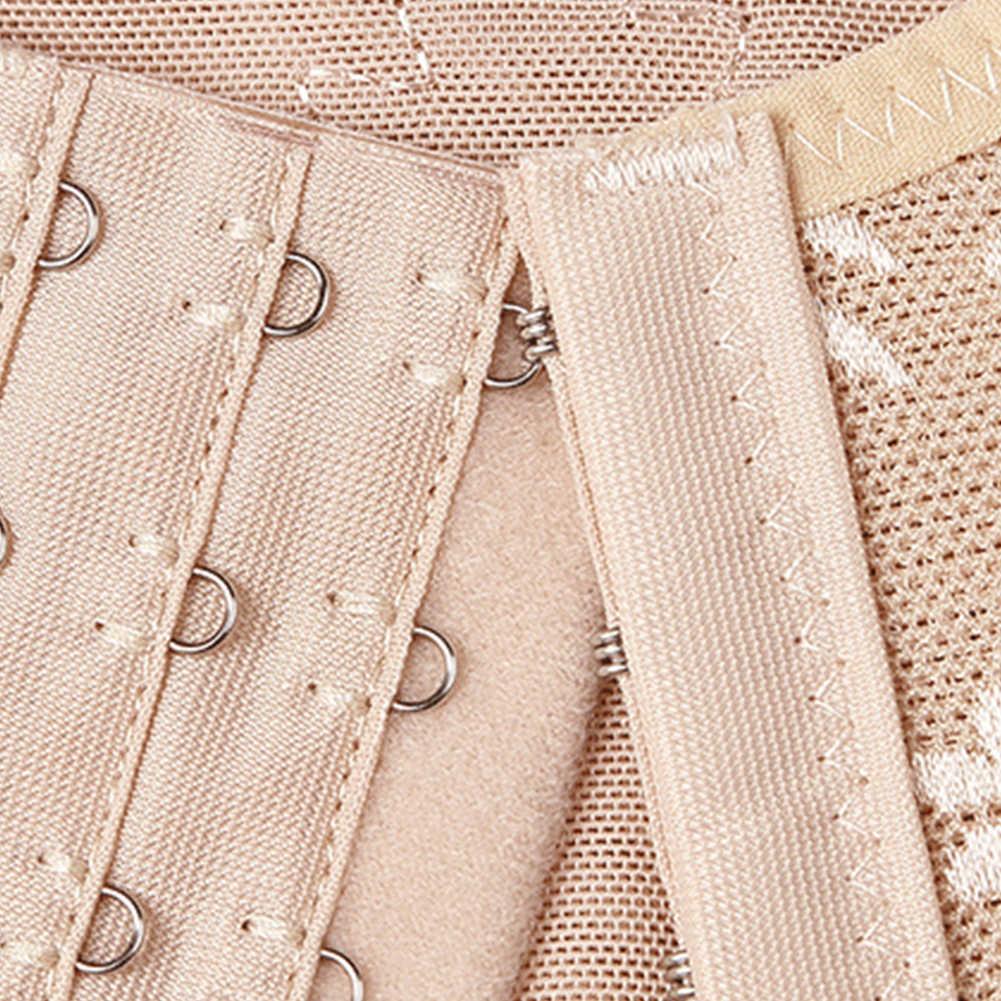 Женское нижнее белье с поясом, Воздухопроницаемый корсет животик для похудения, формирующие пояса, трусы с высокой талией