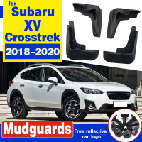 Guardabarros de coche para Subaru XV 2018  2019 de 2020 Crosstrek Mudflaps Splash guardias barro accesorios guardabarros